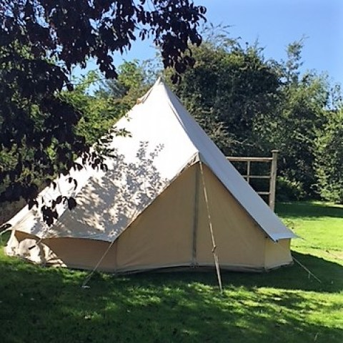 Festival Theme Birthday Party Bell Tent