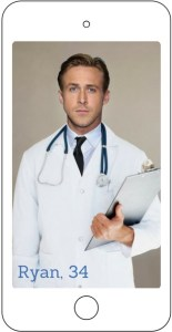 Ryan Gosling Doctor