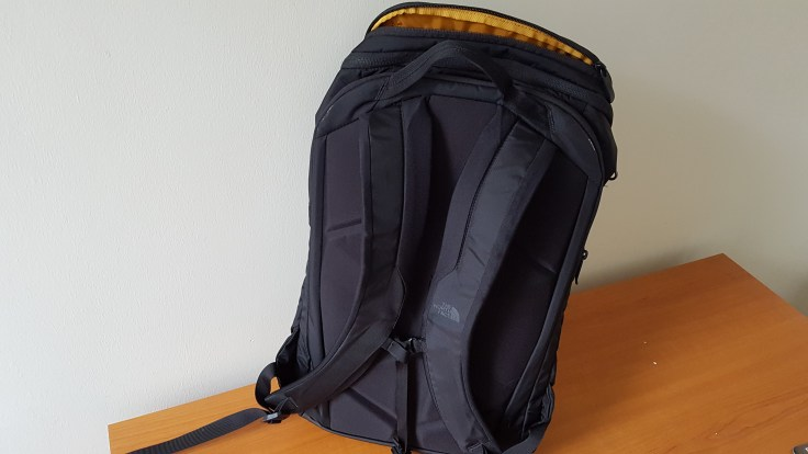 The North Face Ka Ban Review back straps