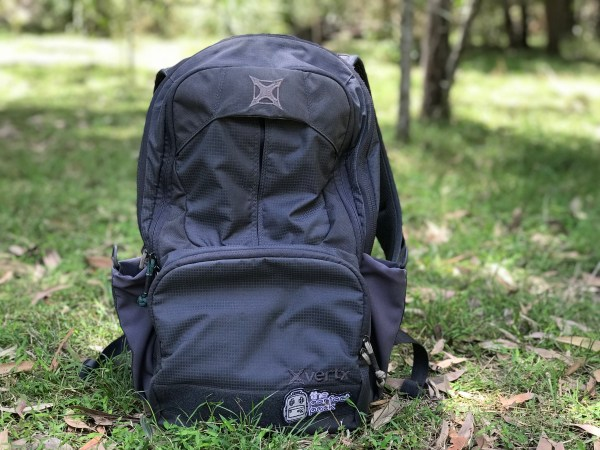 Vertx EDC Ready Pack Review Front View