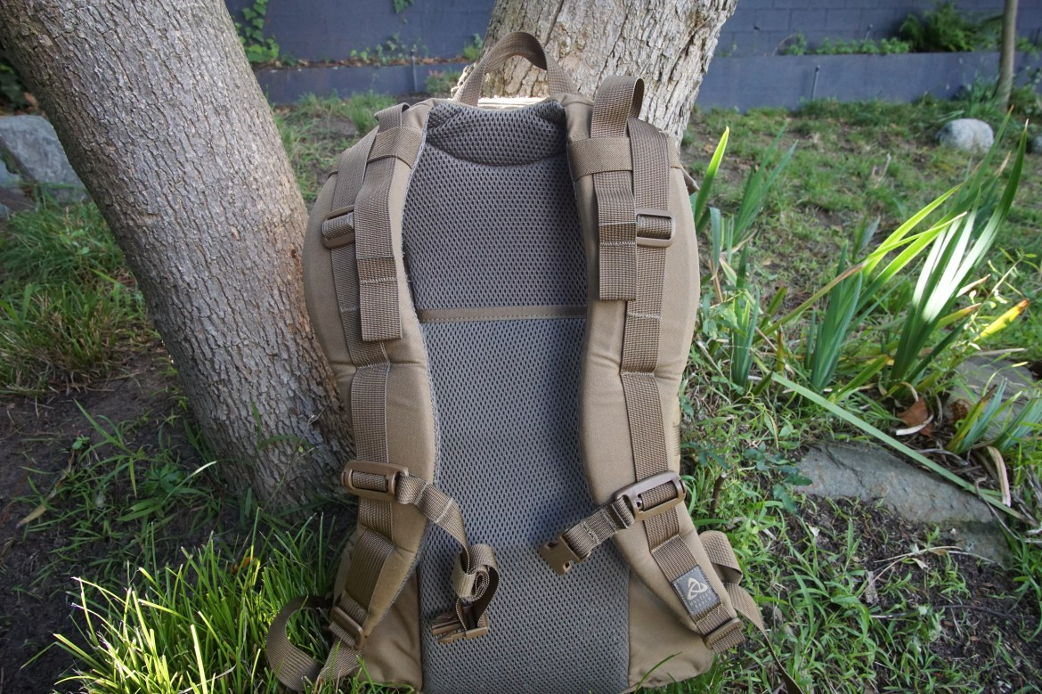 Mystery Ranch ASAP review futura harness