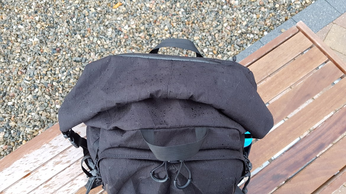Remote Equipment Alpha 31 Backpack water resistant