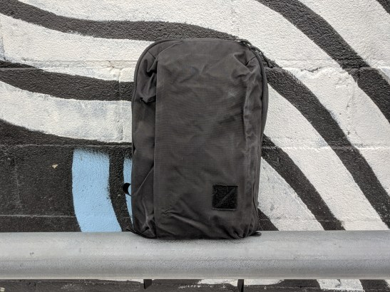 EVERGOODS Civic Panel Loader 24 backpack review front view