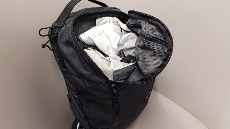 Mystery Ranch Slick Backpack full main compartment