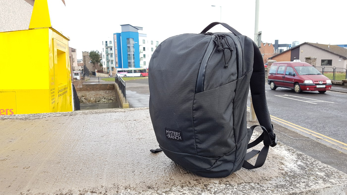 Mystery Ranch Slick Backpack Review full profile logo