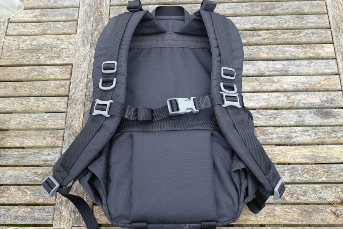 Sabra Gear Solo Backpack harness and back panel