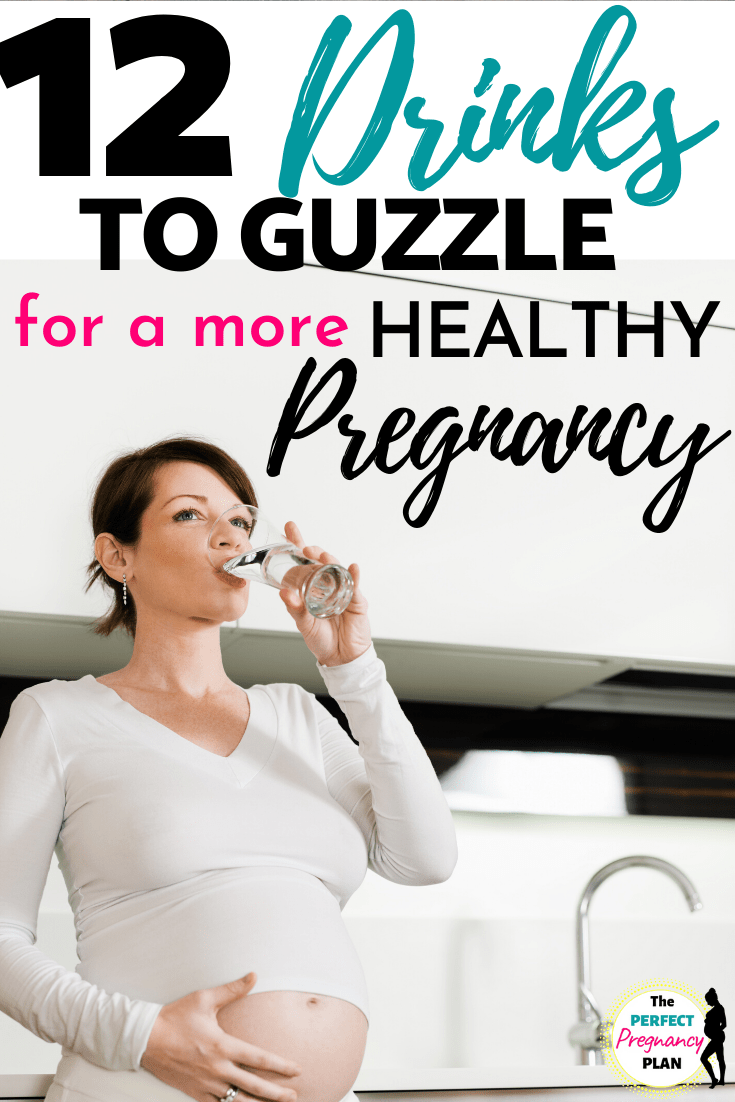 The 12 Most Healthy Drinks for Pregnant Women to Drink ...