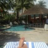 Poolside at El San Juan Resort & Casino