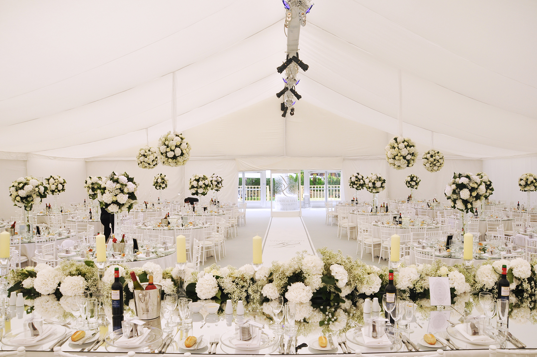 wedding chair hire algarve white washed dining chairs marquee venue styling the perfect catering