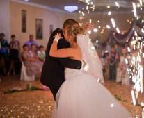wedding evening entertainment disco