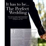 The Perfect Wedding 8 Contents page 4