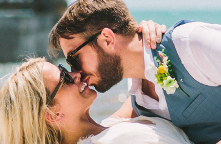 Weddings in the UK must be in a licensed building and that building must have a roof and a solid structure. So how will you get the outdoor wedding you crave?