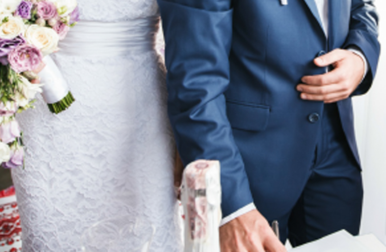 Since mid-1995 couples have no longer been confined to holding their civil wedding in a Register Office.