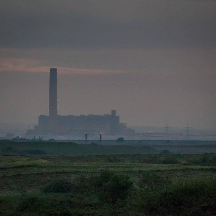 Grain Power Station, Isle of Grain.