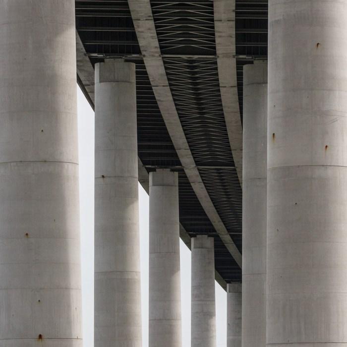 Kingsferry Bridge.