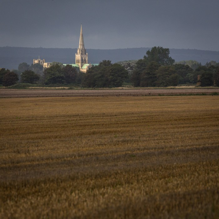 Chichester Cathedral, Sussex.