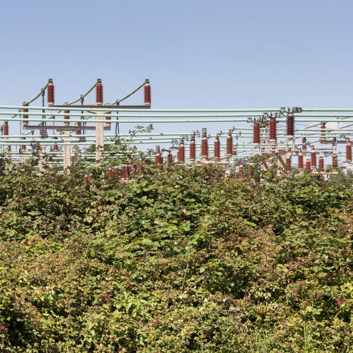 Havant Substation, Hampshire.