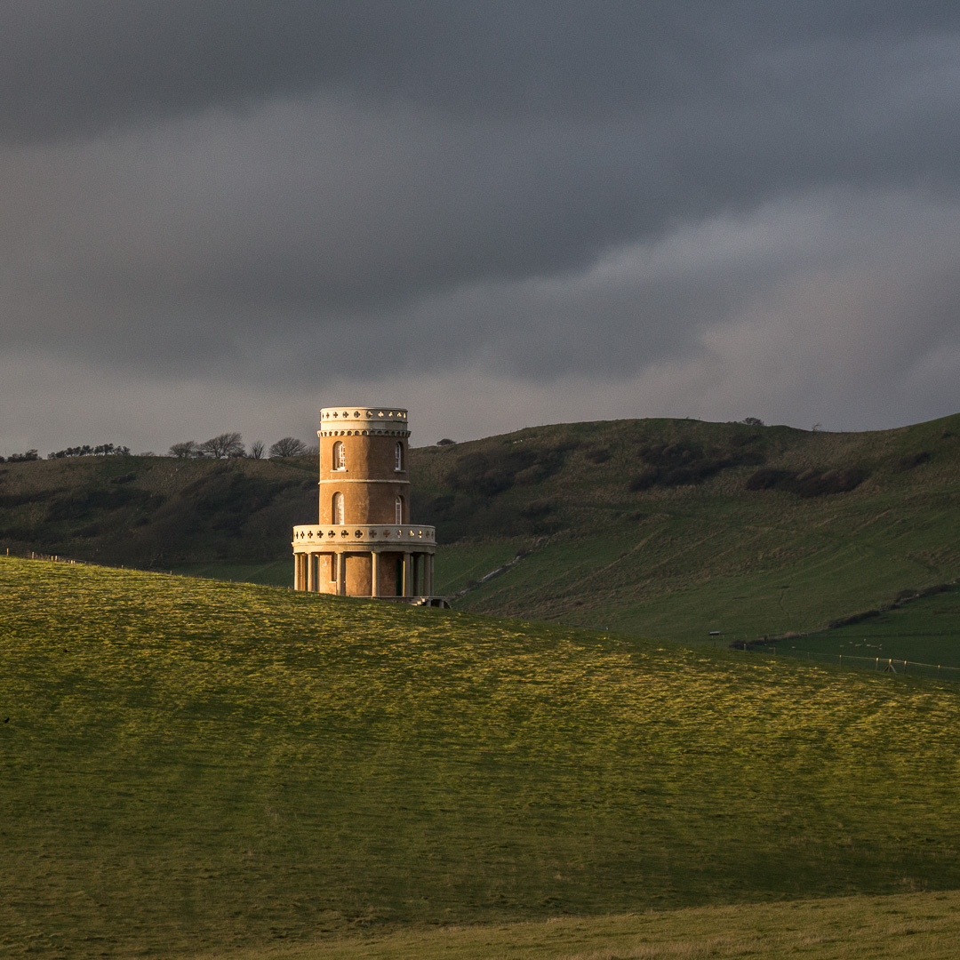 Clavell Tower, a Tuscan style folly built in 1830, Dorset.
