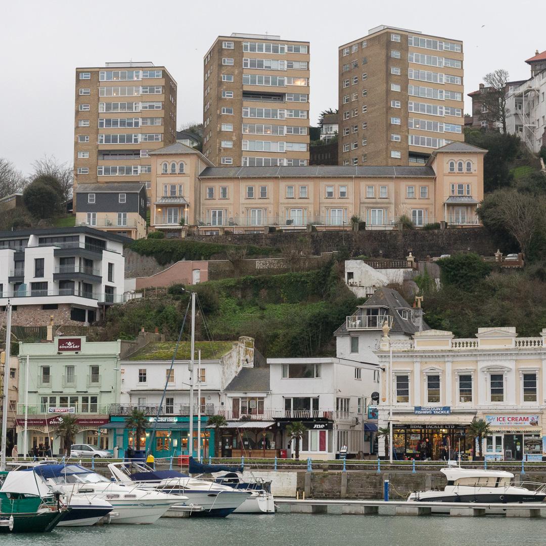 New Harbour, Torquay, Devon.