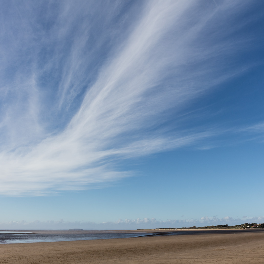 Berrow Beach, Burnham-on-sea, Somerset