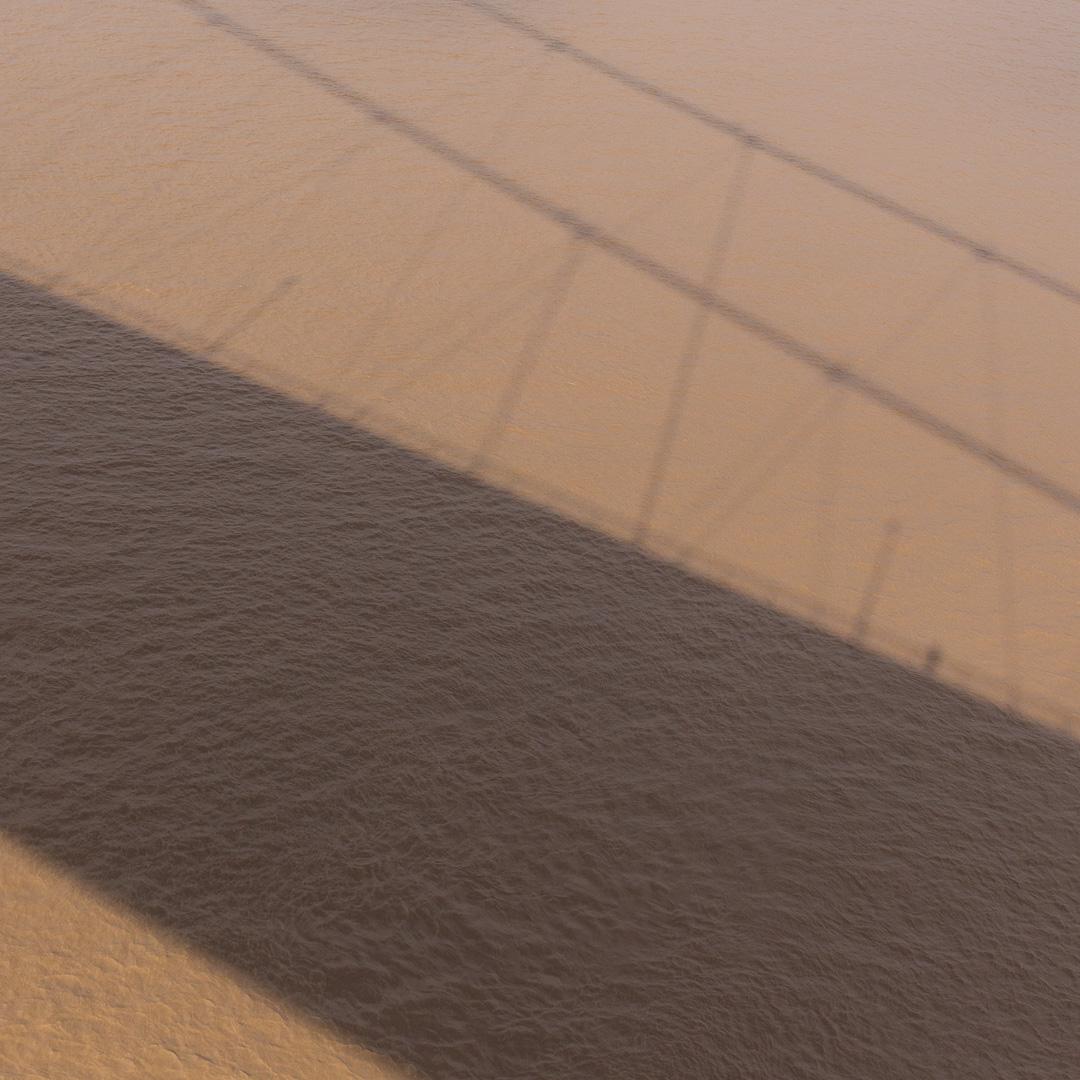 Self Shadow, Severn Bridge, Avon.