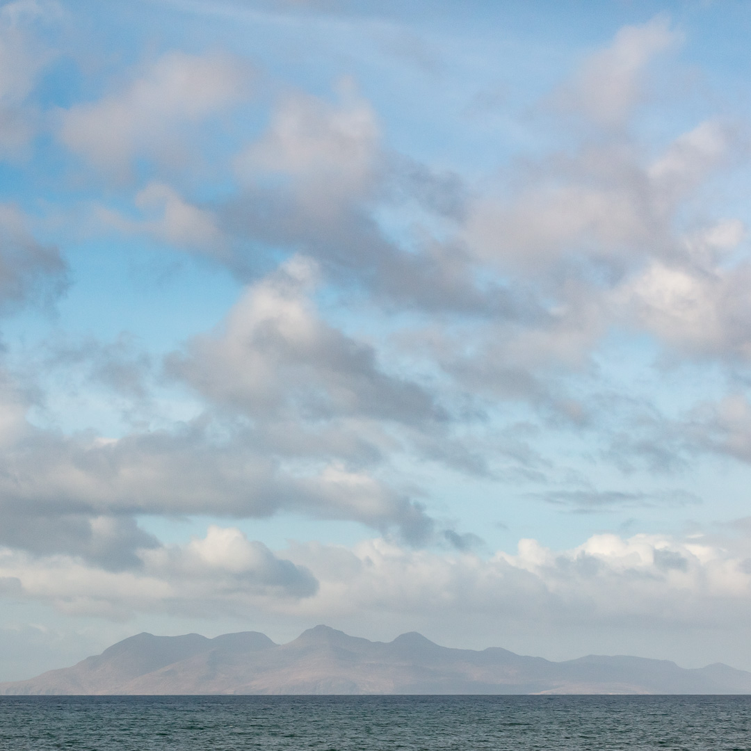 Rùm from Mallaig, Scotland
