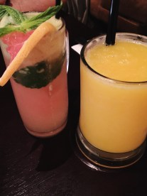 Beaufort Local drinks
