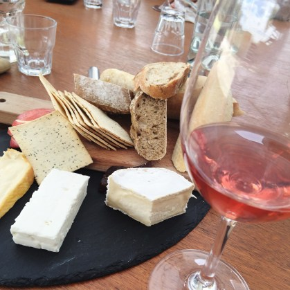 The Cheese Barrel and Olive Farm Wines