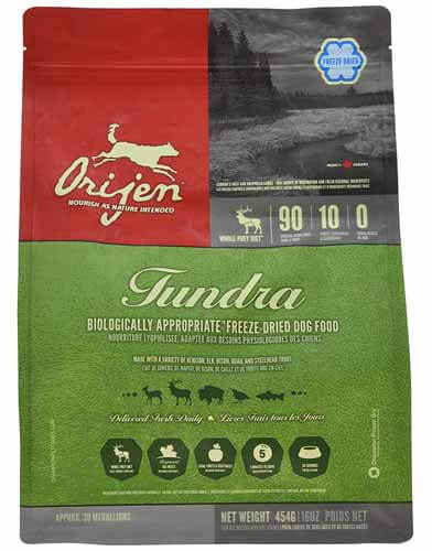 orijen senior dog food reviews