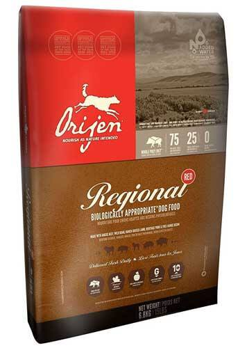 orijen adult dog food reviews