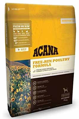 acana dog food puppy