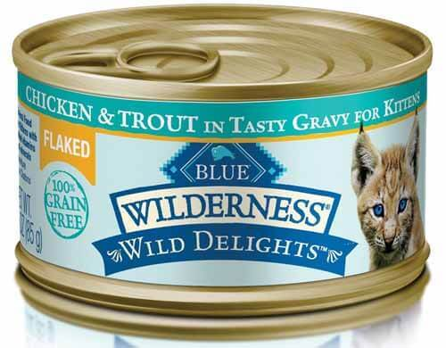 best wet food for kittens