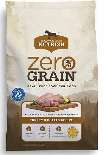 rachael ray grain free dog food
