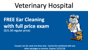 Free Ear Cleaning Coupon
