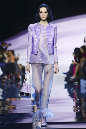 Giorgio Armani Privé, Fashion Show, Couture Collection Spring Summer 2016 in Paris