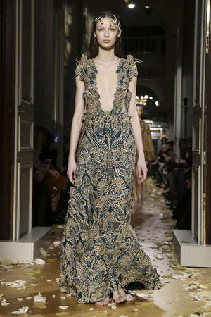 Valentino, Fashion Show, Couture Collection Spring Summer 2016 in Paris