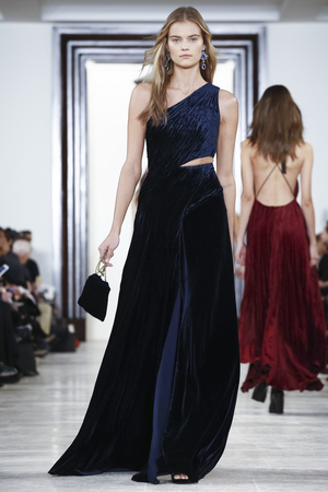 Ralph Lauren Fashion Show, Ready To Wear Fall Winter 2016 Collection in New York