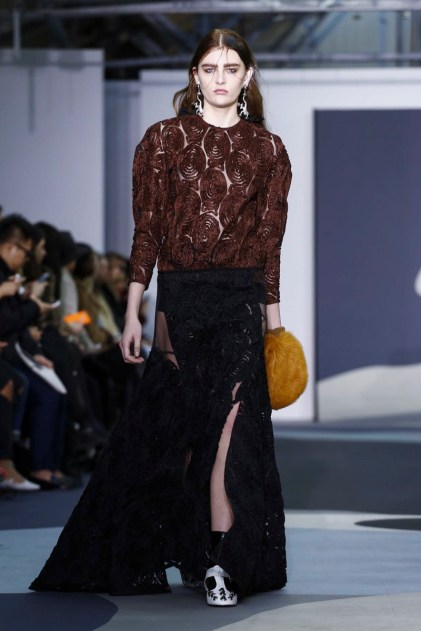 Toga Design Fashion Show, Ready To Wear Collection Fall Winter 2016 in London