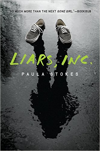 liars paperback cover
