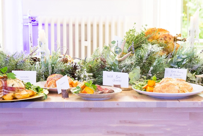 Christmas in July - A delightful event by award-winning supermarket Iceland, showcasing the frozen Christmas range and incredible restaurant-worthy dishes!