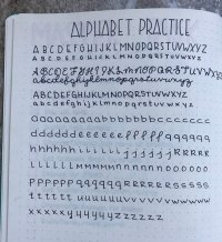 Printable Worksheets  Improve Handwriting For Adults ...