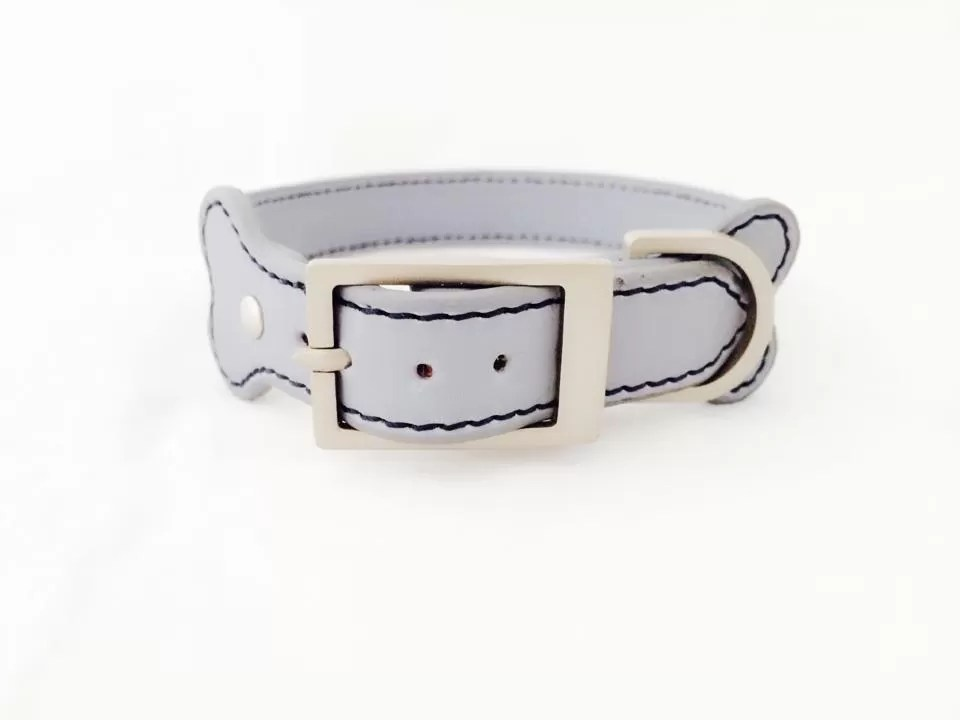 [SOLD OUT] NAVY Bone Collar 14''