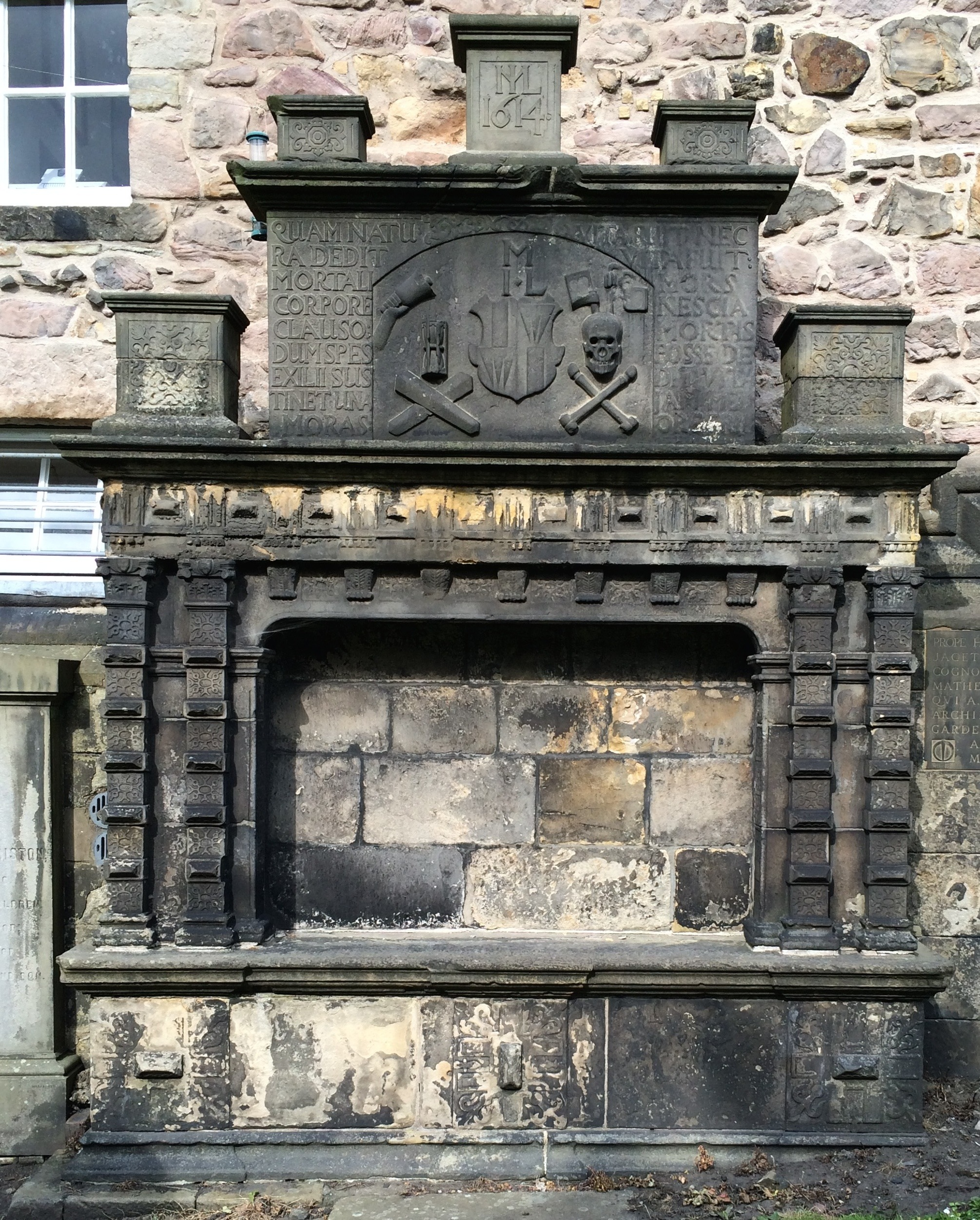 Two Latin Poems And An English One From Greyfriars