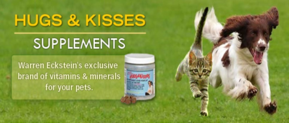 hugs and kisses vitamins for dogs and cats