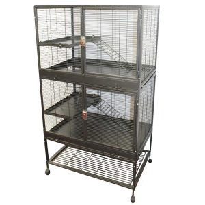Mansion Cage for Chinchillas