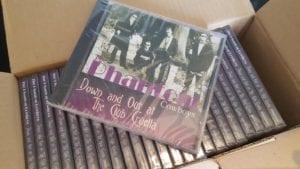 Club Cruella CD shrinkwrapped