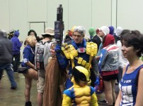 Cable and mini-Wolverine