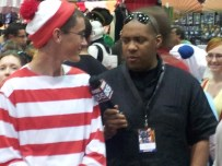 The local news -found- Waldo!