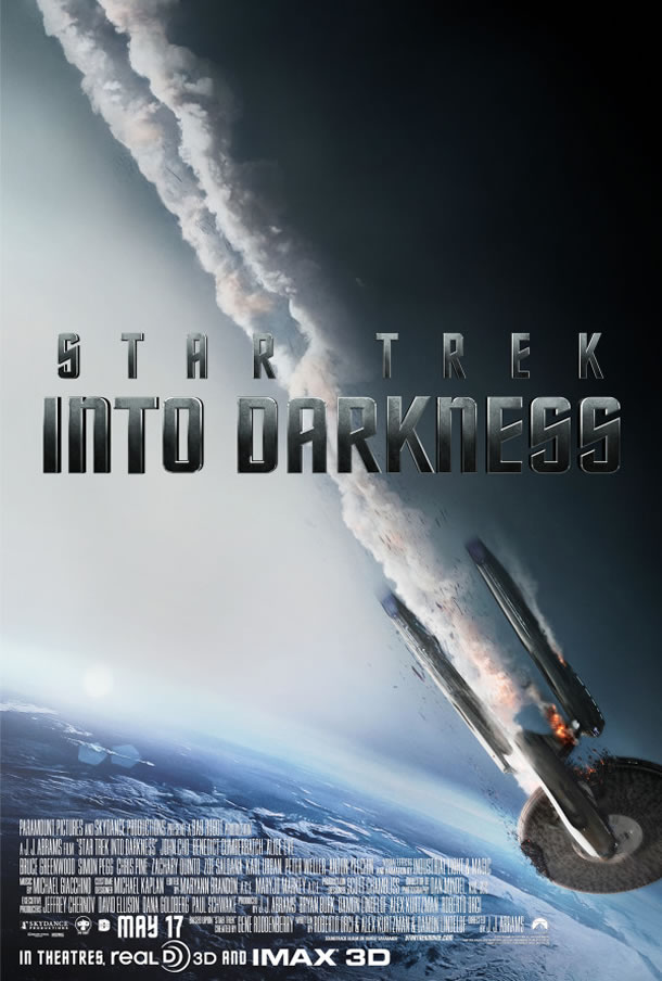 Star Trek: Into Darkness (1/2)