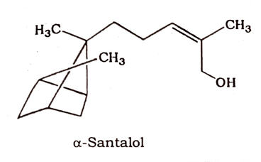 Chemical Constituents Sandalwood